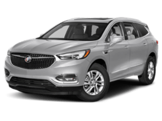 2019 Buick Enclave angled