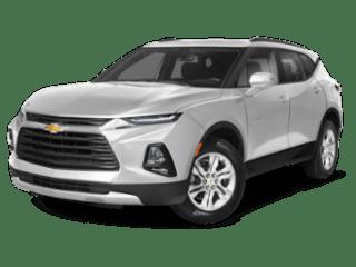 2019 Chevrolet Blazer model
