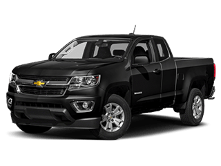 2019 Chevrolet Colorado model