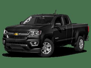 2019 Chevrolet Colorado model