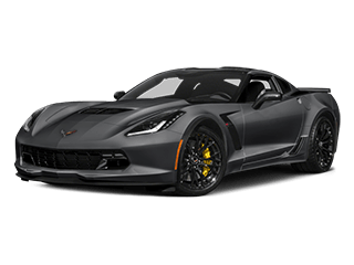 2019 Chevrolet Corvette model