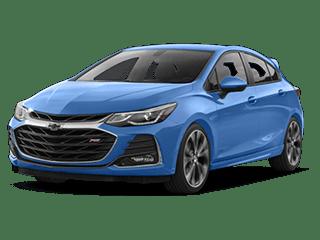 2019 Chevrolet Cruze model