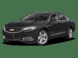 2019 Chevrolet Impala model