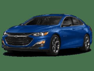 2019 Chevrolet Malibu model