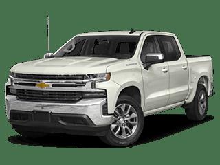 2019 Chevrolet Silverado 1500 model