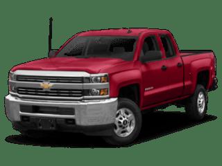 2019 Chevrolet Silverado 2500 model