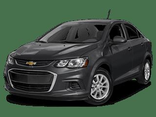 2019 Chevrolet Sonic model