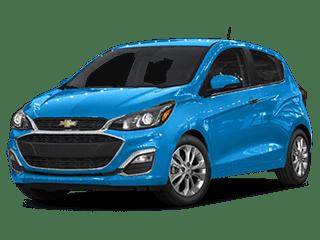 2019 Chevrolet Spark model