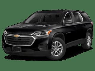 2019 Chevrolet Traverse model