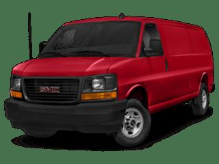 2019 savanna Cargo van