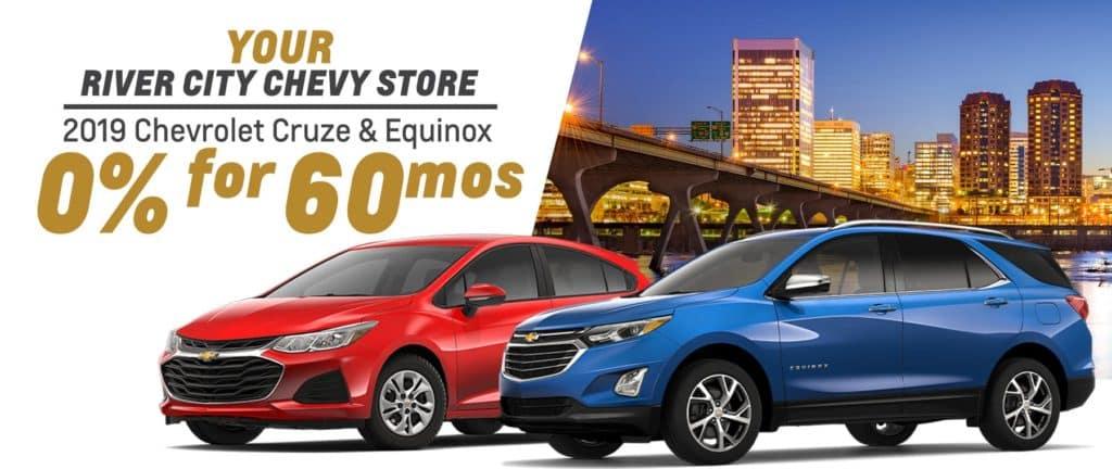 2019 Chevrolet Cruze & Equinox
