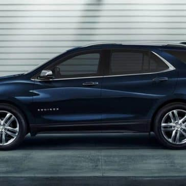 2020 Chevy Equinox Side View