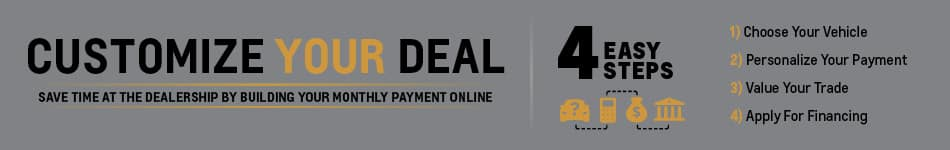 customize your deal with 4 easy steps today at rick hendrick chevrolet buick gmc of richmond