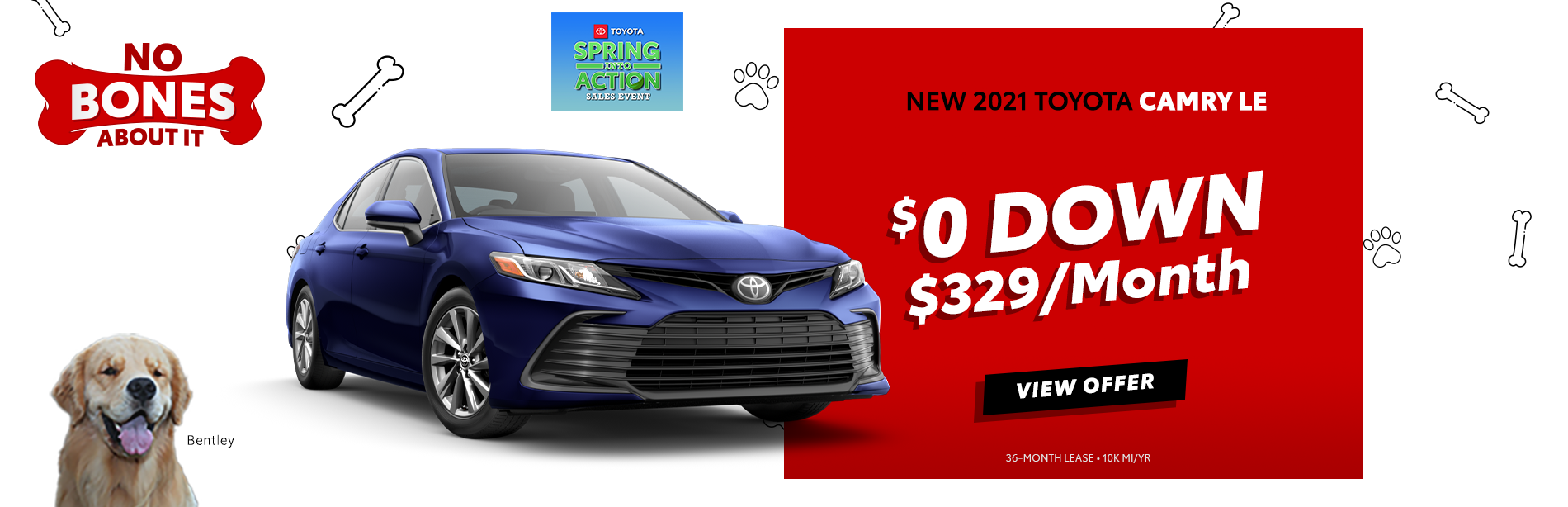 View Rochester Toyota Specials on new 2021 Camry select models