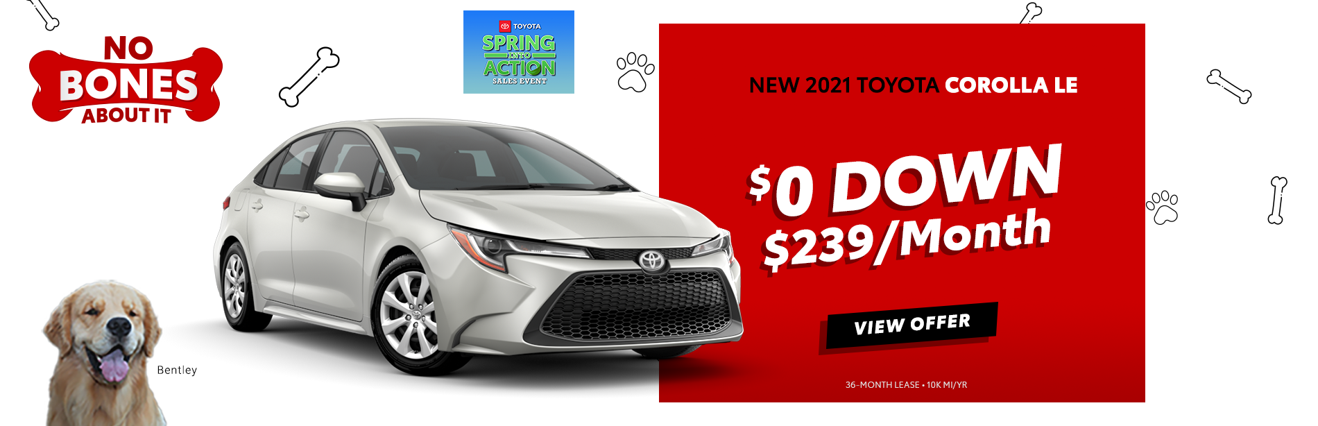 View Rochester Toyota Specials on new 2021 Corolla select models