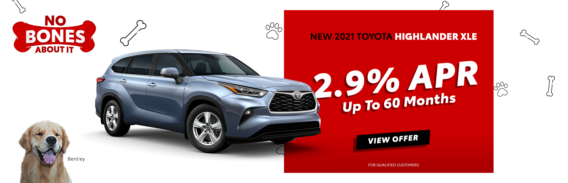 View Rochester Toyota Specials on new 2021 Highlander XLE models