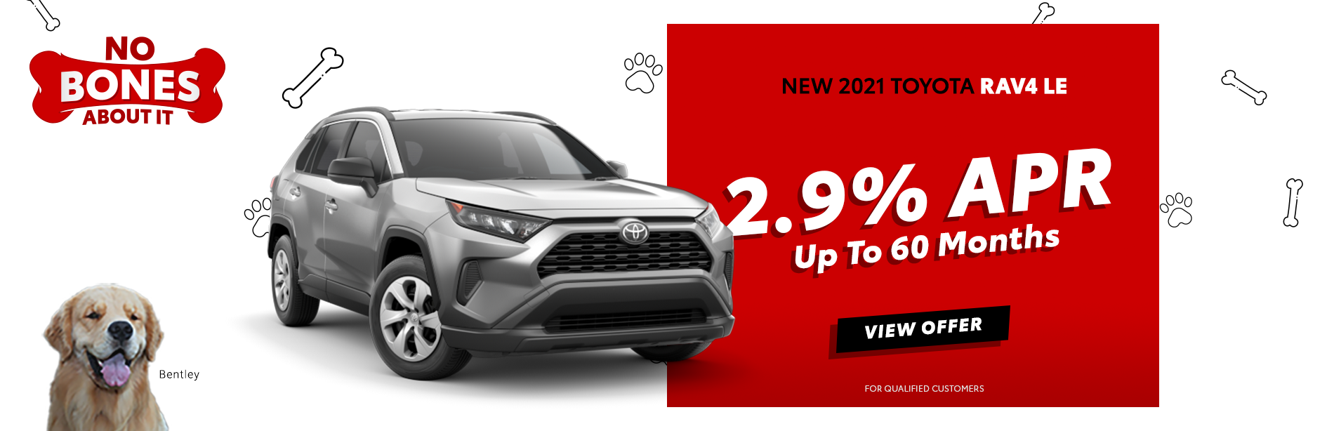 View Rochester Toyota Specials on new 2021 RAV4 LE models