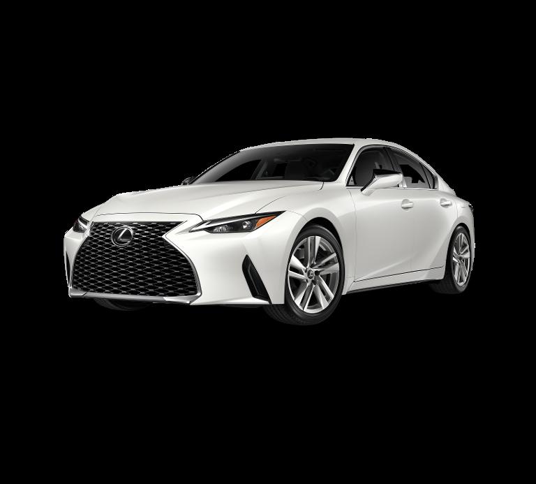 2021 LEXUS IS 300 AWD FINANCE
