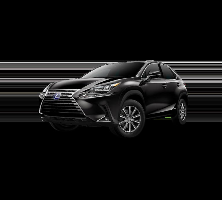 2021 LEXUS NX 300h AWD LEASE