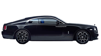 Side view of the Rolls-Royce Black Badge