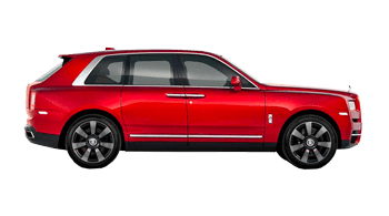 Side view of the Rolls-Royce Cullinan
