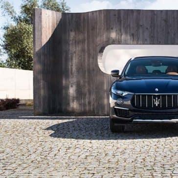 2019 Maserati Levante Parked