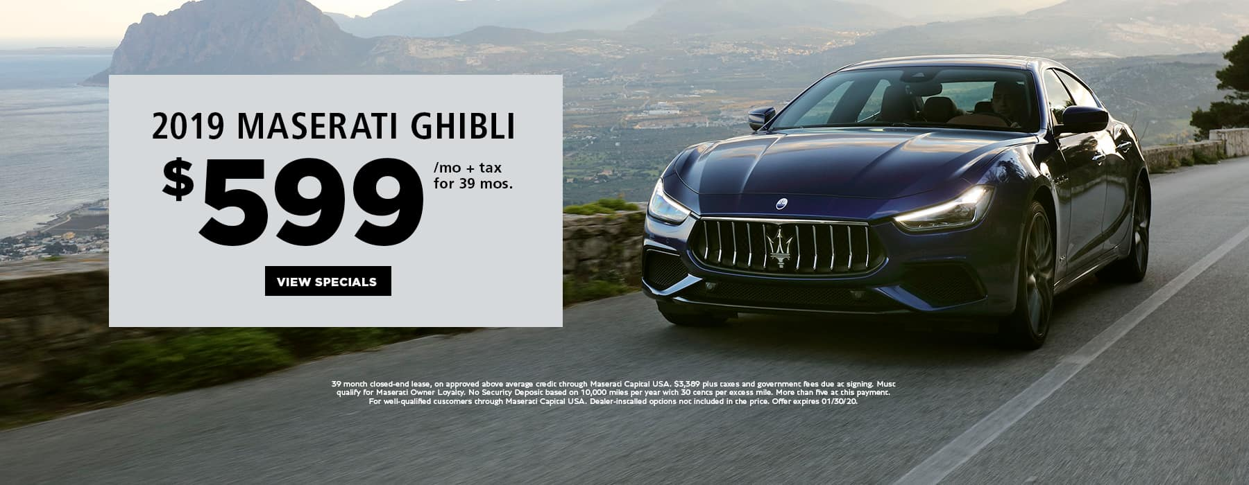 Who Owns Maserati >> Rusnak Maserati Of Pasadena Maserati Los Angeles Dealer