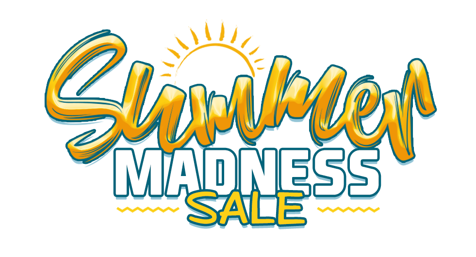 Get Your Summer Madness Sale Offer!