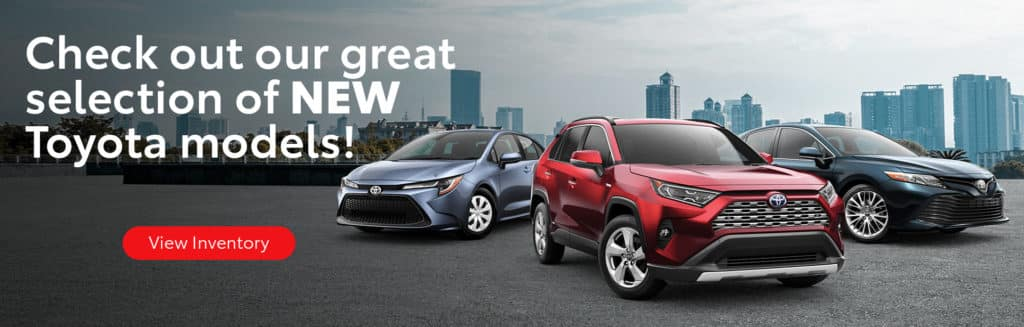 Check out our new inventory at Sand Mountain Toyota