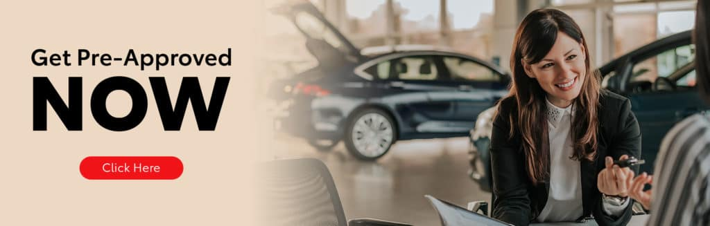 Get Pre-Approved at Sand Mountain Toyota