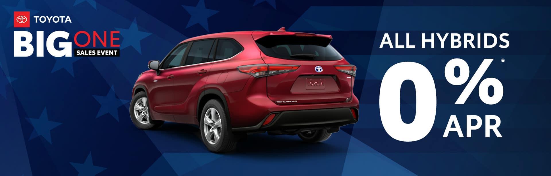 Toyota Hybrid Special
