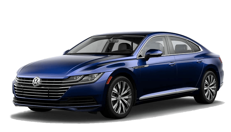 2019 VW Arteon Blue