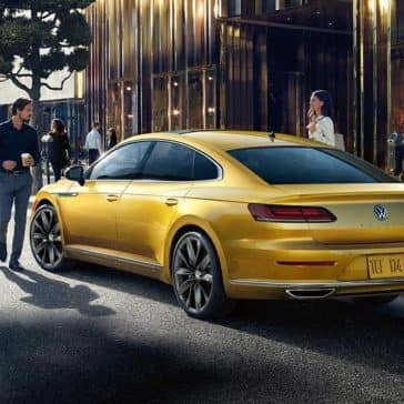2019 VW Arteon Rear
