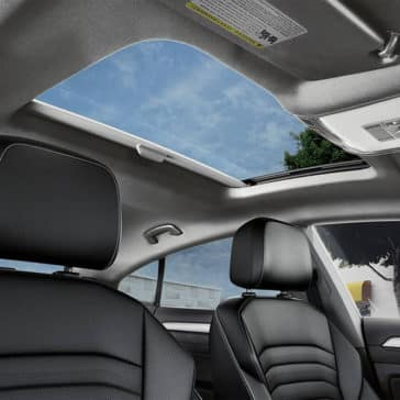 2019 VW Arteon Sunroof