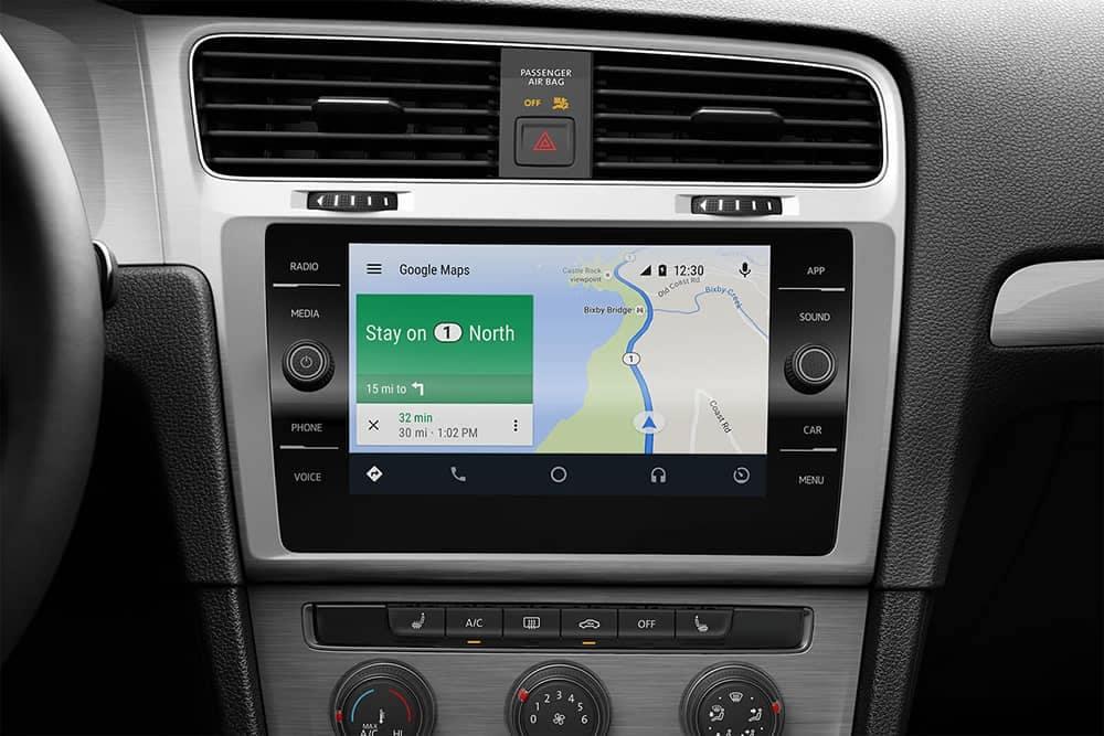 2019 VW Golf Navigation