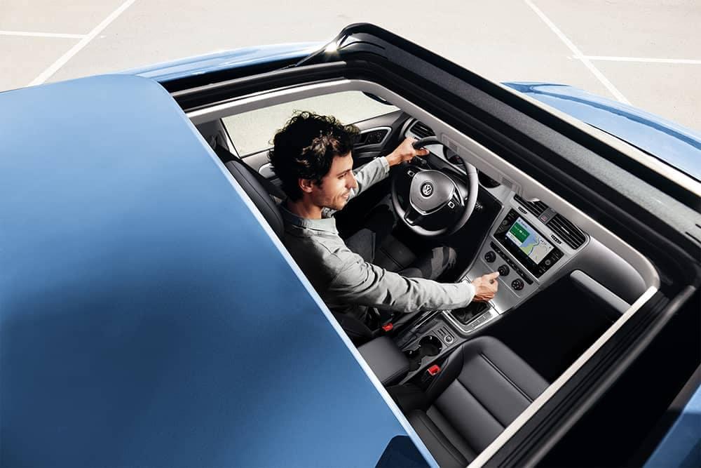 2019 VW Golf Sunroof