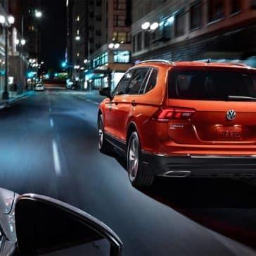 2019 Volkswagen Tiguan Rear