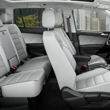 2019 Volkswagen Tiguan Seating