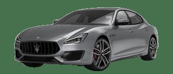 Quattroporte Silver
