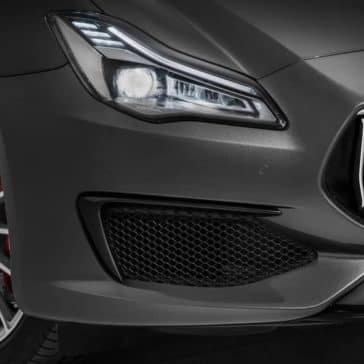 2019 Maserati Quattroporte front exterior