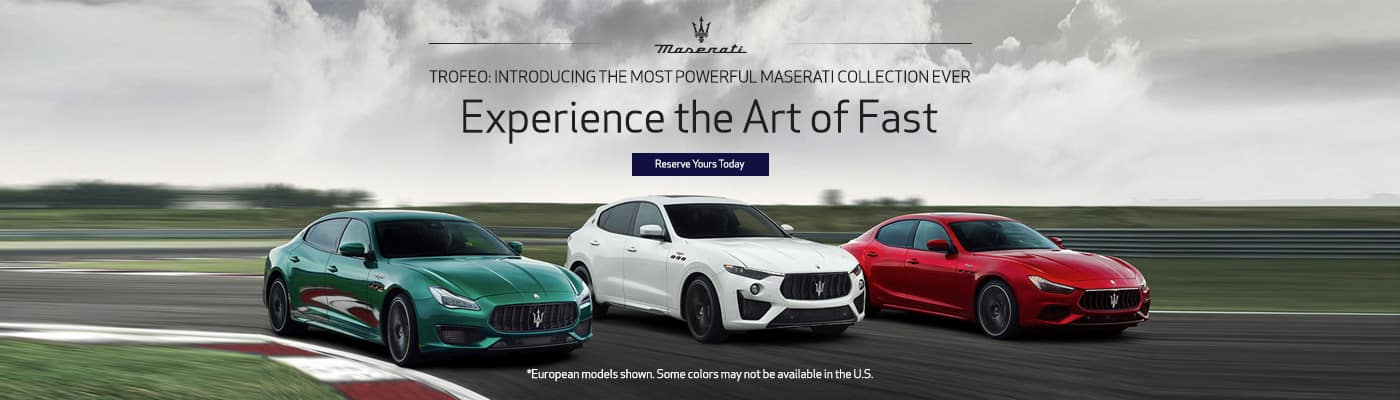 Experience the Art of Fast