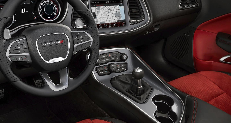 2019 Dodge Challenger Features