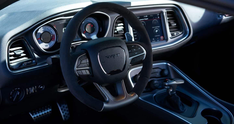 2019 Dodge Challenger Dash