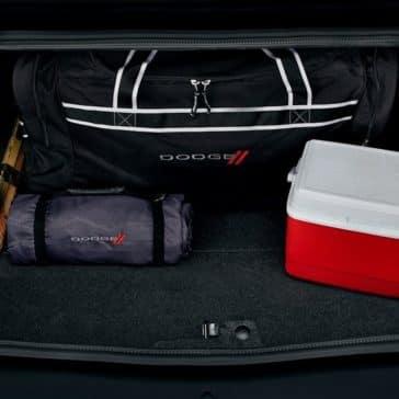 2019 Dodge Challenger Storage