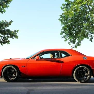 2019 Dodge Challenger Side view