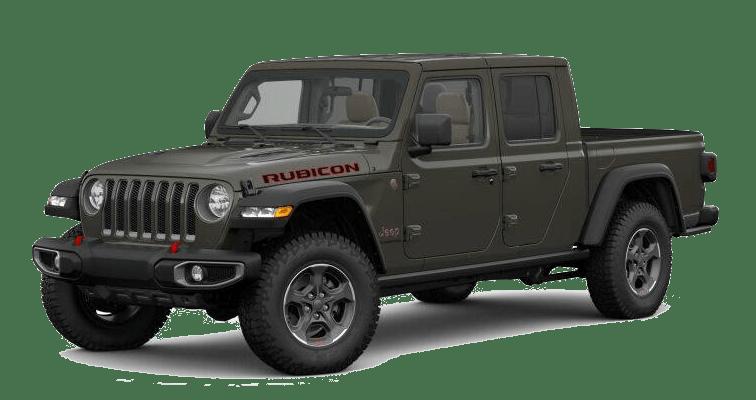 2020 Jeep Gladiator Gator Green