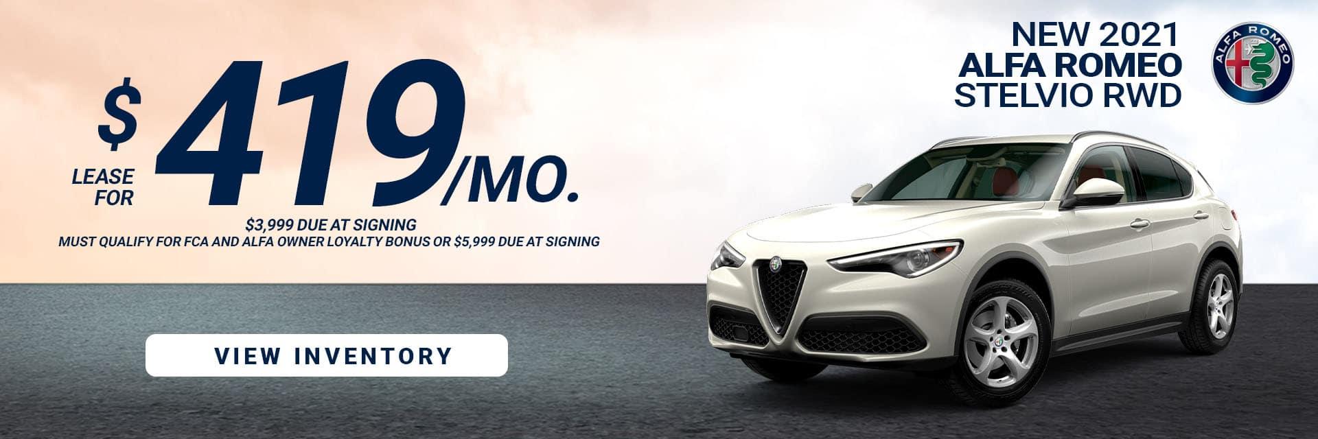 SLAR-June 20212021 Alfa Romeo Stelvio copy