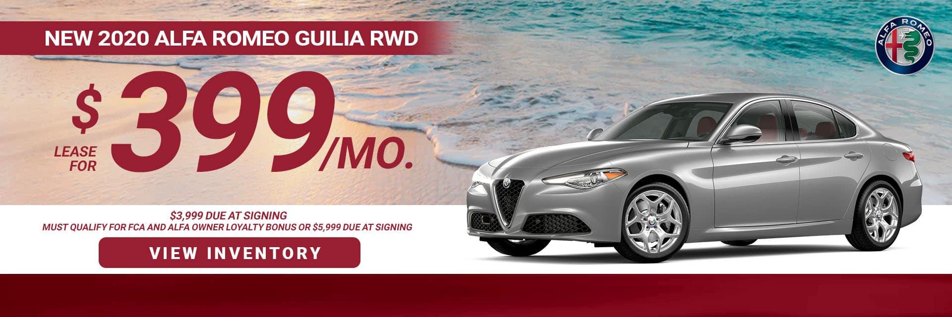 SLAR-July 20212021 Alfa Romeo Giulia copy