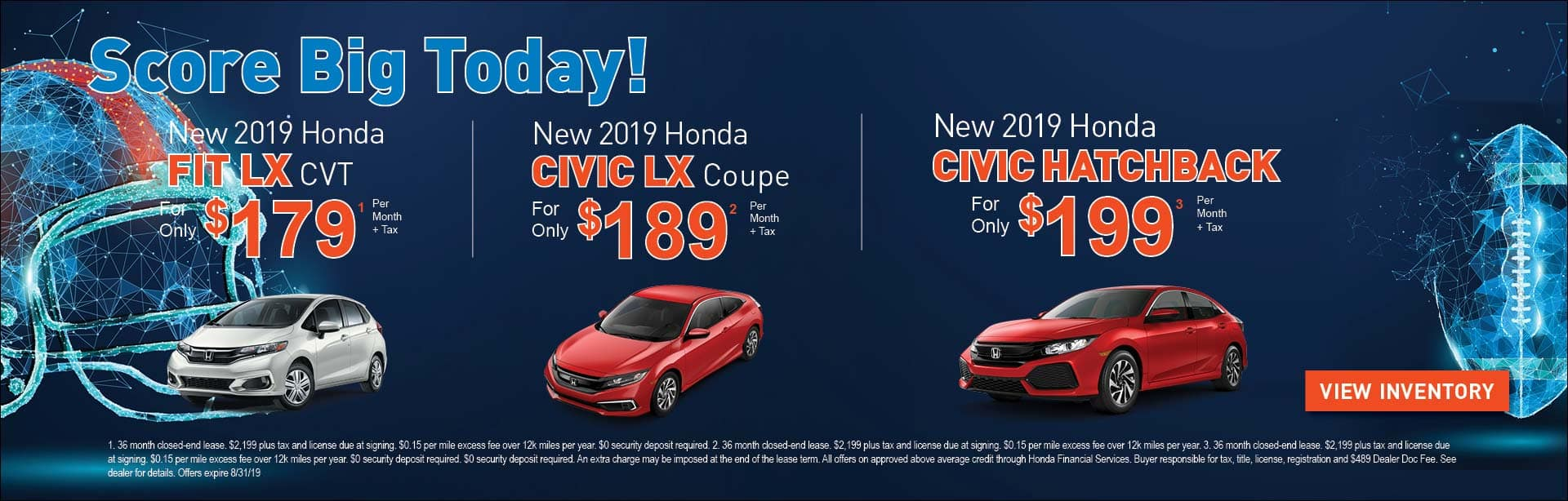 FIT, Civic, Civic HB