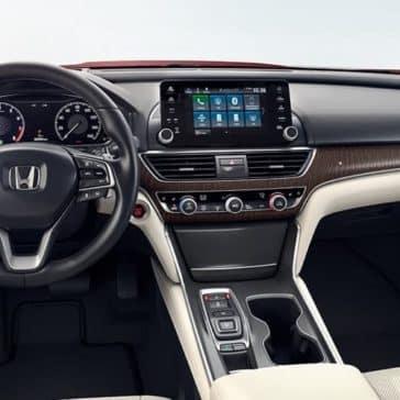 2019 Honda Accord Dash